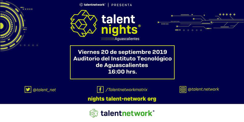 Talent Nights Aguascalientes‎