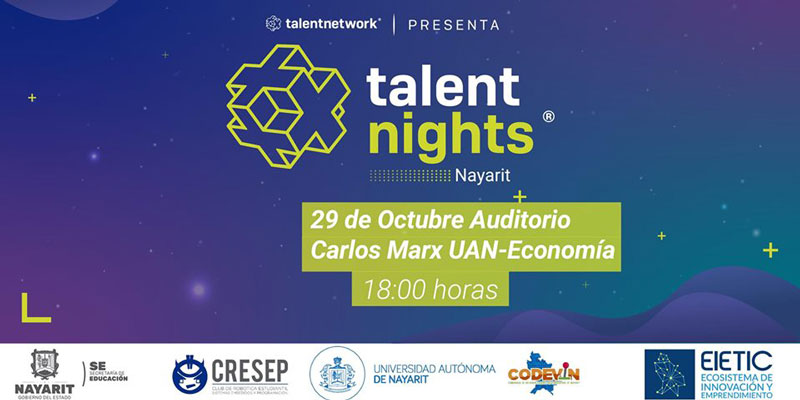 Talent Night Nayarit