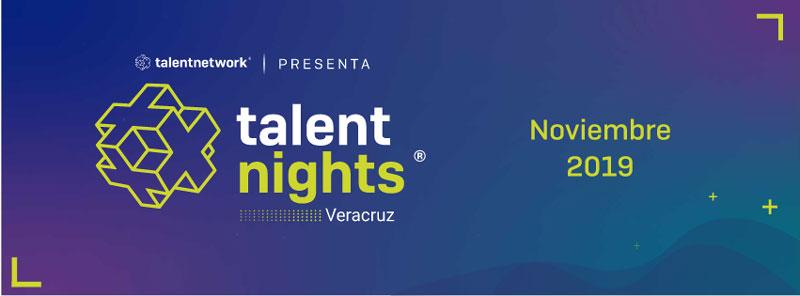 Talent Nights Veracruz - Noviembre 2019